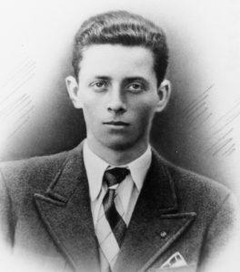 Portrait d'Henri Fertet