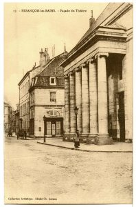 Le théâtre de Besançon