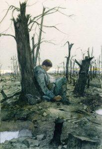 Un soldat de 1914