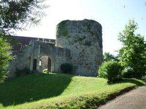 Le chateau-fort