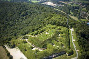 Le fort du Mont Bart