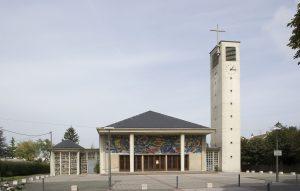 L'église du Sacré-Coeur