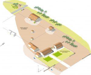 Un domaine agricole au temps des Romains