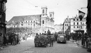 La libération de Besançon (septembre 1944)