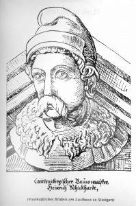 Heinrich Schickhardt (1557-1608)