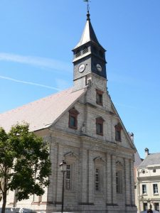 Le temple Saint-Martin