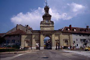 La porte Saint-Pierre