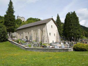La chapelle Saint-Maurice